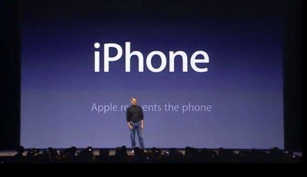 Pierwszy iPhone został zaprezentowany 9 lat temu