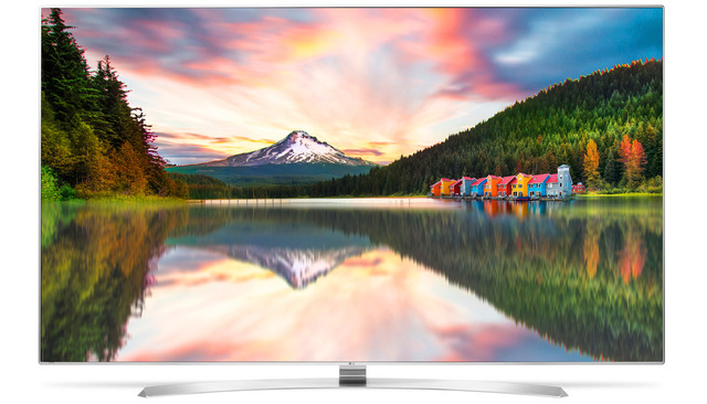 LG TV UH9500 8k