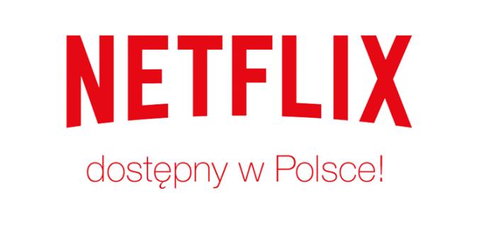 Netflix dostępny w Polsce!
