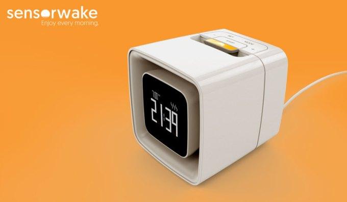 Budzik zapachowy Sensorwake