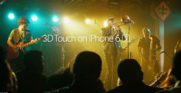 Nowe reklamy iPhone'a 6s promujące 3D Touch i Live Photos