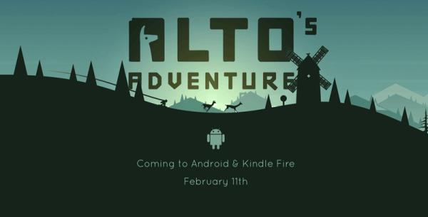 Zagraj w Alto's Adventure na Androidzie