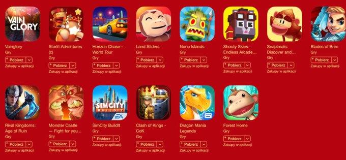 Aplikacje mobilne wybrane przez Apple z okazji Roku Małpy