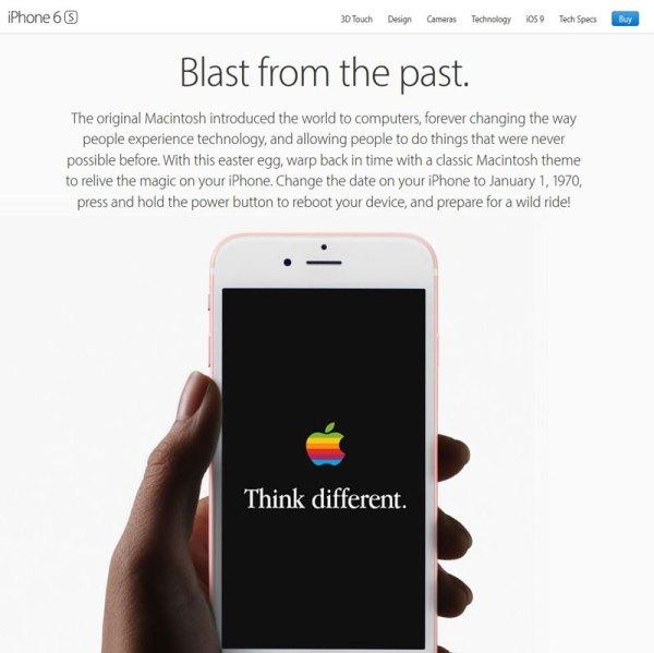 Nie ustawiaj daty 1 stycznia 1970 na iPhone'ie