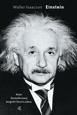 Einstein - biografia - okładka ksiązki