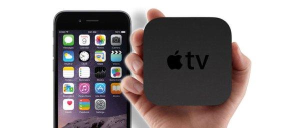 iPhone zastąpi pilota Apple TV