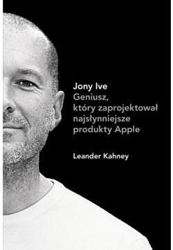 Jony Ive - biografia - okładka książki