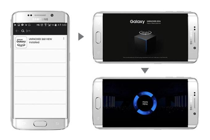 Aplikacja na Gear VR