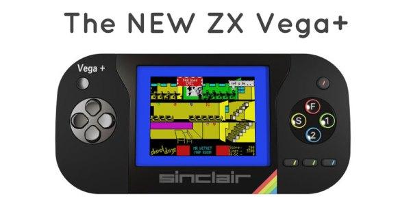 Sinclair powraca z konsolą ZX Spectrum Vega+