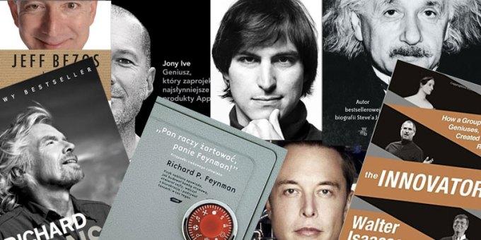 TOP 10 książek o nowych technologiach internecie i świecie nauki