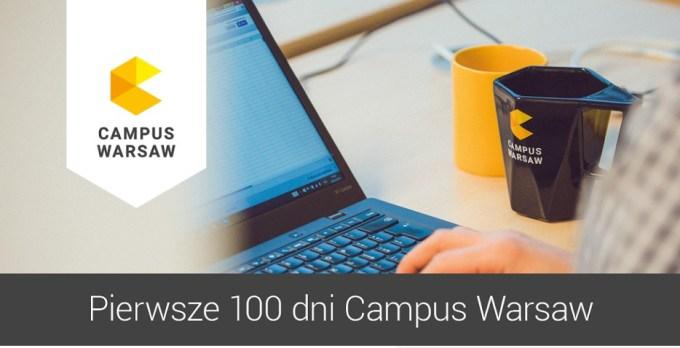 100 dni Campus Warsaw