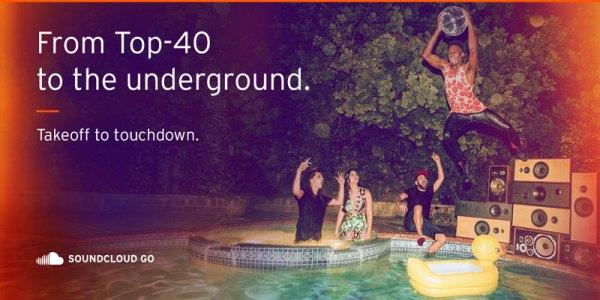 SoundCloud Go nowa płatna usługa muzyczna