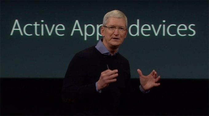 Wideo z marcowej konferencji Apple'a 2016