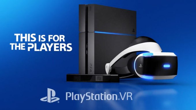 PlayStation VR i PlayStation 4