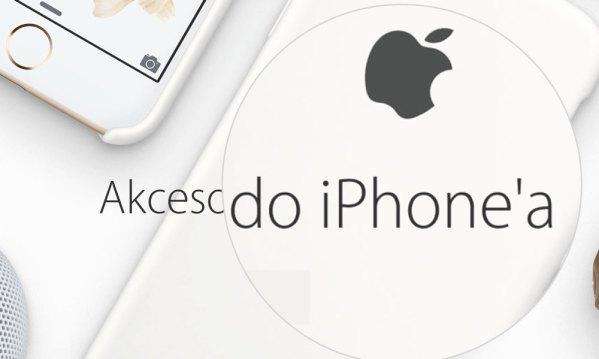 """Phil Schiller uczy gramatyki: """"dwa iPhone"""""""