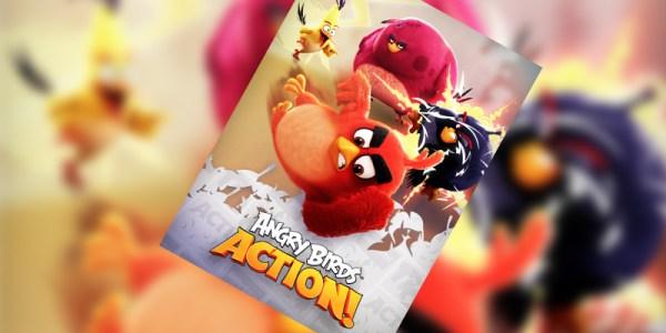 Angry Birds Action! na iOS-a i Androida