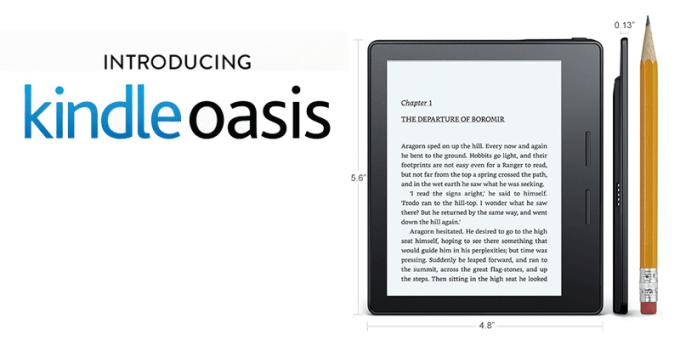Kindle Oasis (oficjalny)