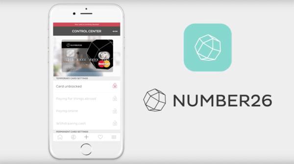 Number26 – mobilny bank niczym Uber