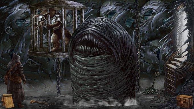 Screen z gry mobilnej: Tormentum - Dark Sorrow