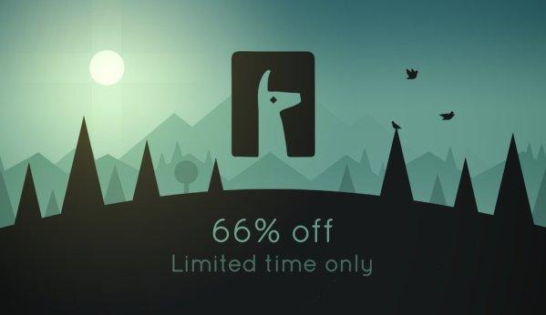 Okazja na dziś: Alto's Adventure o 66% taniej