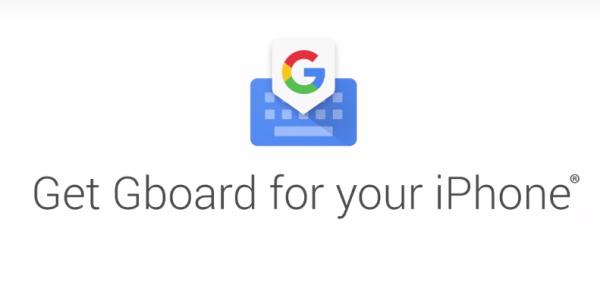 Gboard – klawiatura Google na iPhone'a
