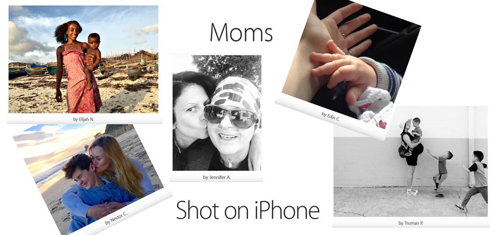 Reklama Apple'a z okazji Dnia Matki (iPhone 6s)
