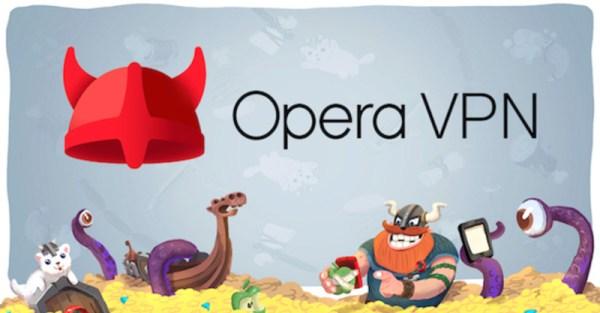Opera VPN – przeglądarka mobilna na iOS-a