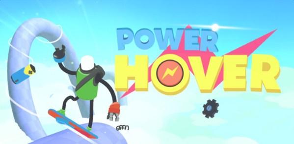 Power Hover – jazda bez trzymanki na deskolotce