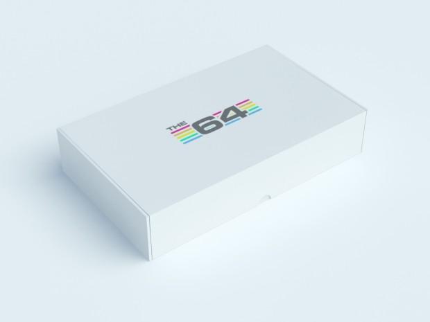 Pudełko na THE 64
