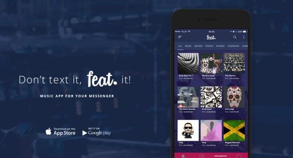 Feat zrodził się z miłości do muzyki i technologii