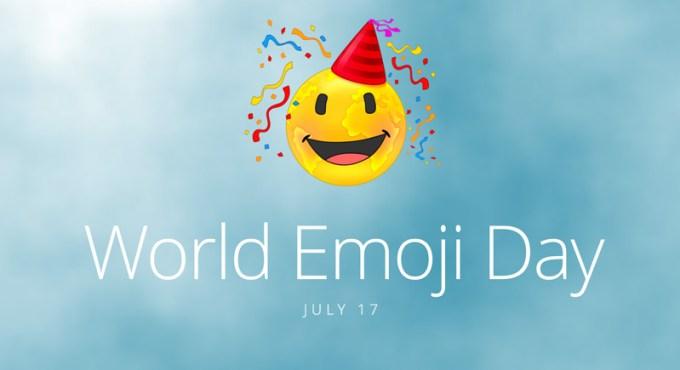 Światowy Dzień Emoji - 17 lipca