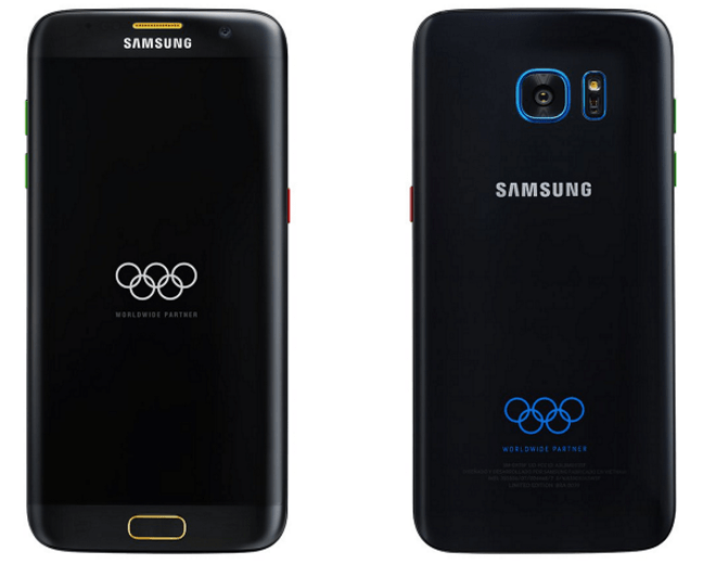 Samsung Galaxy S7 edge Olympia