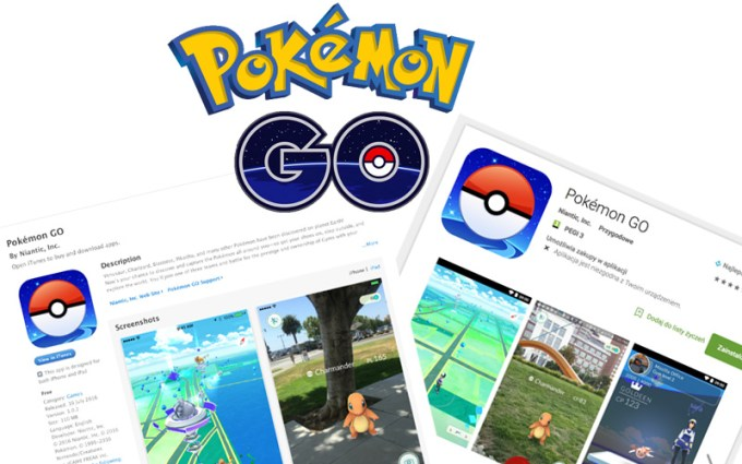 Pokemon GO jest już oficjalnie w Polsce!