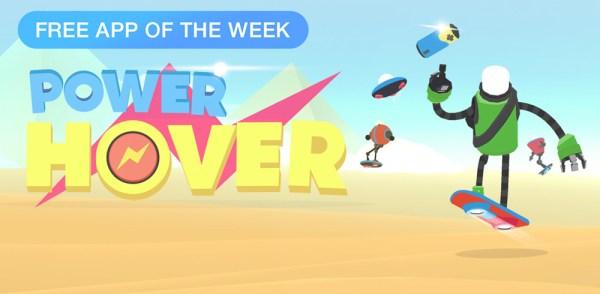 Power Hover aplikacją tygodnia w App Storze