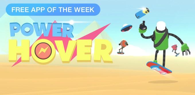 Power Hoover na iOS-a za darmo w App Store