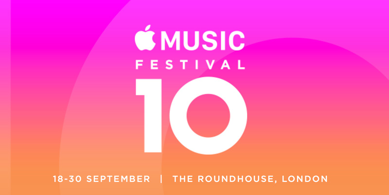Apple Music Festival 2016 (#AMF10)