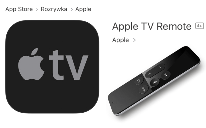 Apple TV Remote - aplikacja Pilot na iPhone'a do sterowania Apple TV