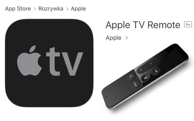 Apple TV Remote - aplikacja Pilot na iPhone'a do sterowania Apple TV