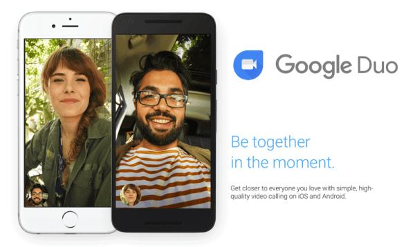 Google Duo dostępny na iOS-a i Androida