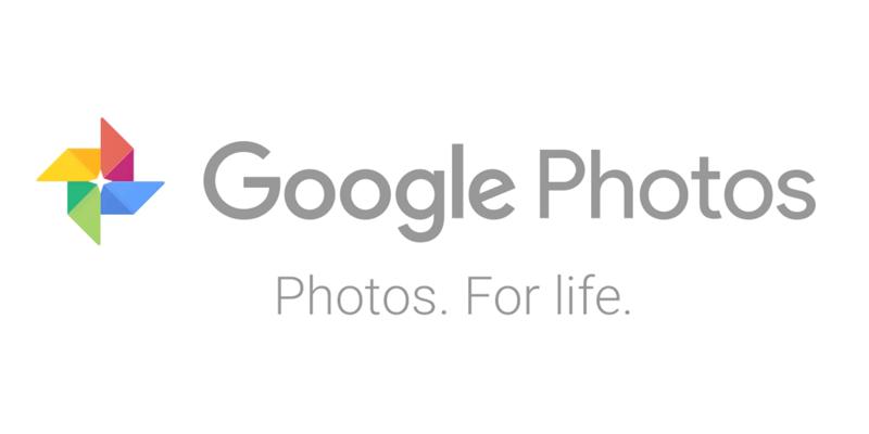 Google Photos - Photos. For. Life.