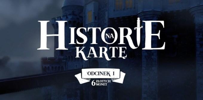"""Spot Orange na kartę z polskimi youtuberami pt. """"Historie na kartę: 6 złotych monet"""""""