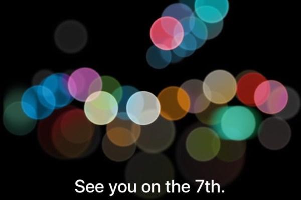 Konferencja Apple'a odbędzie się 7 września 2016 r.