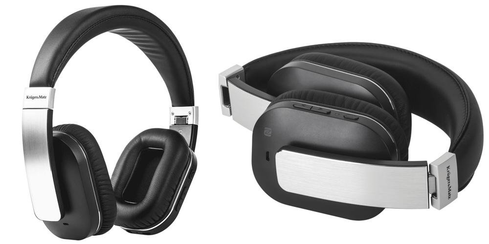 Dizajn słuchawek Kruger&Matz F5A
