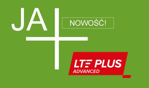 Plus wprowadza nowy standard LTE Plus Advanced