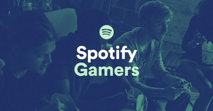 Spotify Gaming - serwis muzyczny z utworami z gier komputerowych