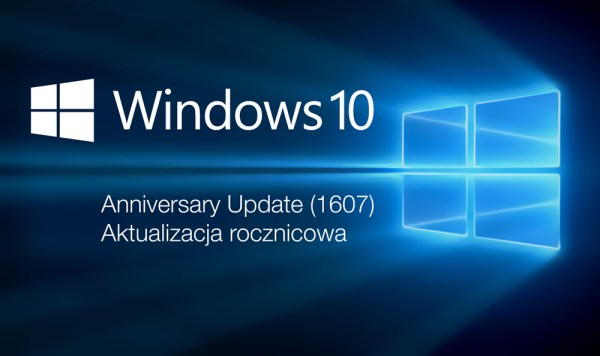 Jak pobrać Windows 10 Anniversary Update?