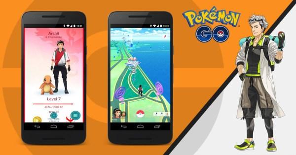 Pokemon GO 1.7.0 na iOS-a i 0.37.0 na Androida