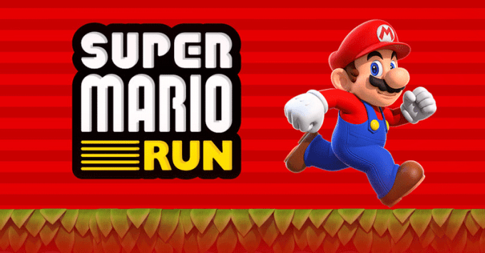 Super Mario Run na iOS i Android