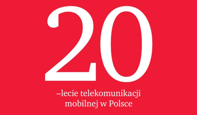 20-lecie technologii mobilnej w Polsce