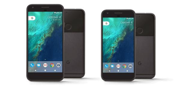 Oryginalna tapeta smartfona Google Pixel